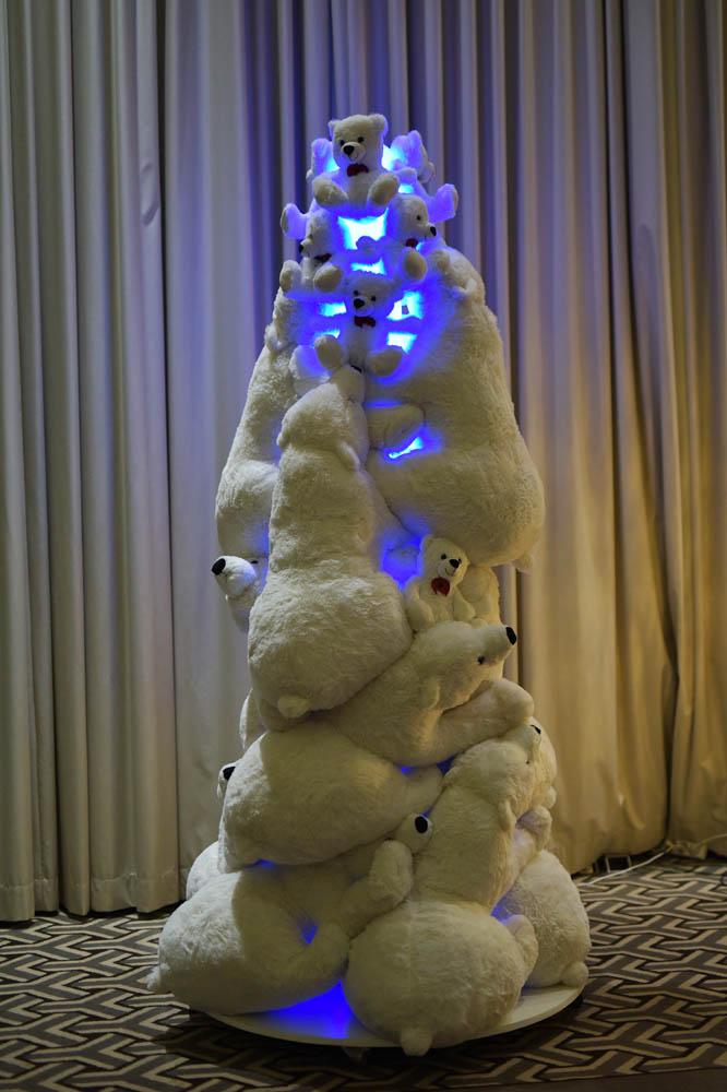 Arh. Miruna Ardelean & Atelierele ILBAH - Bear Hugs Tree, achiziționat de Catena