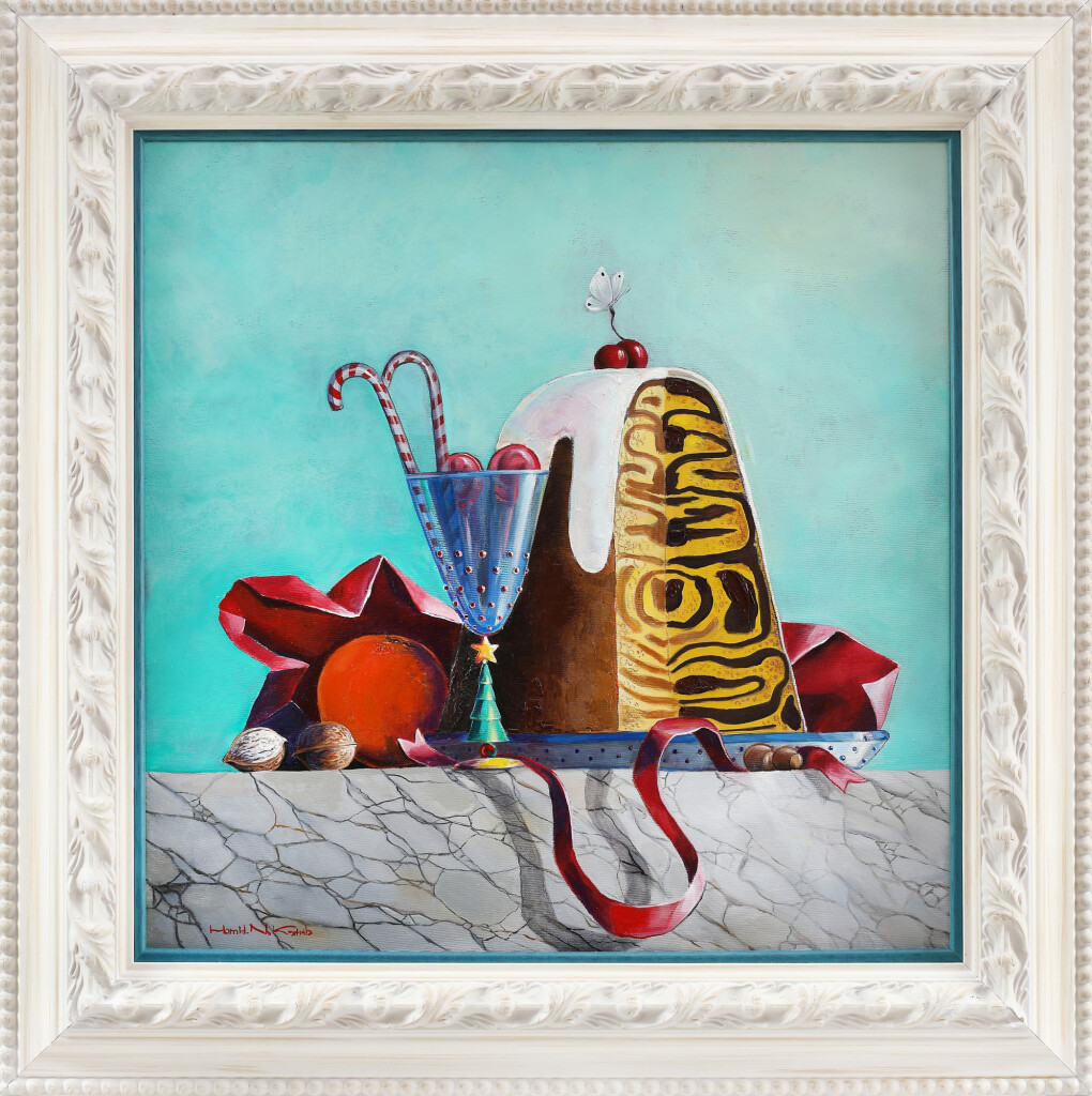 10-Hamid Nicola Katrib-Sweet Christmas, achiziționat de PEPCO România