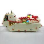 20 - Ana Mohonea & Maria Mohonea – Architectural Christmas – Sania lui Moș Crăciun, achiziționat de Catena